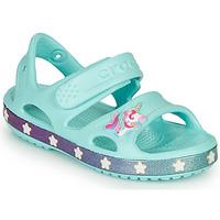 kengät Tytöt Sandaalit ja avokkaat Crocs FUNLAB UNICORN SANDAL Sininen