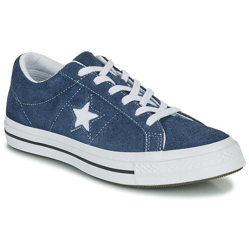 kengät Matalavartiset tennarit Converse ONE STAR OG Blue
