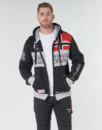 vaatteet Miehet Svetari Geographical Norway FLYER Black