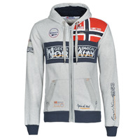 vaatteet Miehet Svetari Geographical Norway FLYER Grey