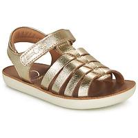 kengät Tytöt Sandaalit ja avokkaat Shoo Pom GOA SPART Kulta