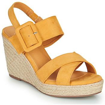 kengät Naiset Sandaalit ja avokkaat Xti TED Yellow