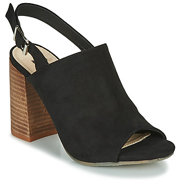 kengät Naiset Sandaalit ja avokkaat Xti KALI Musta