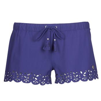 vaatteet Naiset Shortsit / Bermuda-shortsit Banana Moon MEOW Laivastonsininen