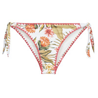 vaatteet Naiset Bikinit Banana Moon DIMKA LAHAINA White / Orange
