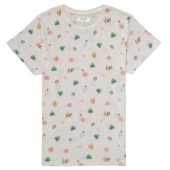 vaatteet Tytöt Lyhythihainen t-paita Deeluxe ELINA White