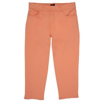 vaatteet Tytöt 5-taskuiset housut Ikks NADEGE Orange