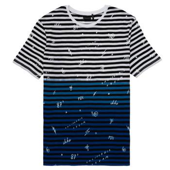 vaatteet Pojat Lyhythihainen t-paita Ikks DANIELO Monivärinen