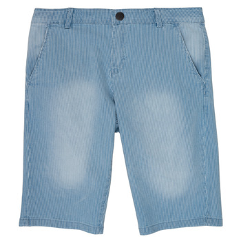 vaatteet Pojat Shortsit / Bermuda-shortsit Ikks POTALIE Blue