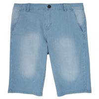 vaatteet Pojat Shortsit / Bermuda-shortsit Ikks NOCTALIE Blue
