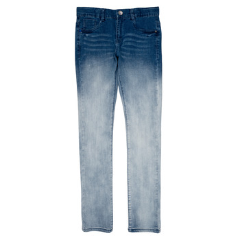 vaatteet Pojat Slim-farkut Ikks BANALISE Sininen