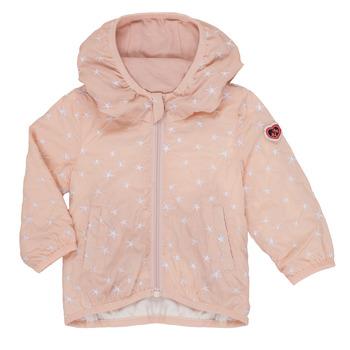 vaatteet Tytöt Pusakka Ikks LOLINA Pink