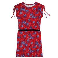 vaatteet Tytöt Lyhyt mekko Kaporal JUNE Red