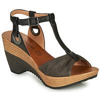 kengät Naiset Sandaalit ja avokkaat Chattawak JENNY Black