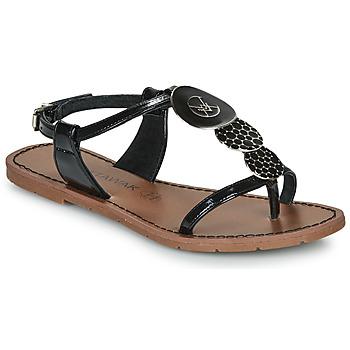 kengät Naiset Sandaalit ja avokkaat Chattawak PIPA Black