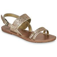 kengät Naiset Sandaalit ja avokkaat Chattawak MONIA Kulta