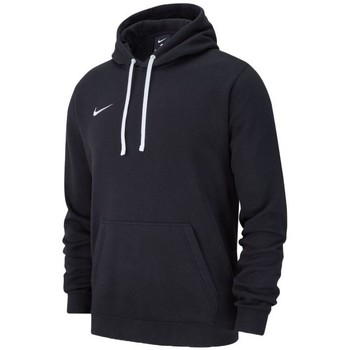vaatteet Pojat Svetari Nike JR Team Club 19 Fleece Mustat