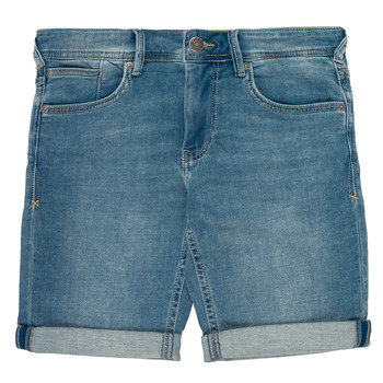 vaatteet Pojat Shortsit / Bermuda-shortsit Teddy Smith SCOTTY 3 Blue