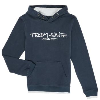 vaatteet Pojat Svetari Teddy Smith SICLASS Blue