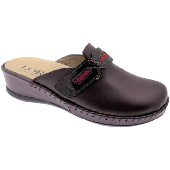 kengät Naiset Puukengät Calzaturificio Loren LOM2803bo grigio