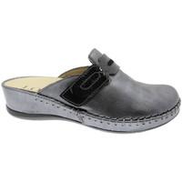 kengät Naiset Puukengät Calzaturificio Loren LOM2803gr grigio