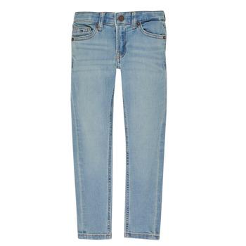 vaatteet Pojat Slim-farkut Tommy Hilfiger SIMON Blue