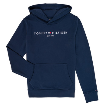 vaatteet Pojat Svetari Tommy Hilfiger KB0KB05673 Laivastonsininen