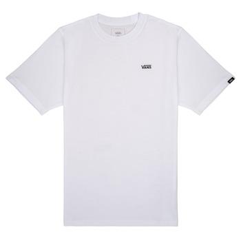 vaatteet Pojat Lyhythihainen t-paita Vans BY LEFT CHEST White