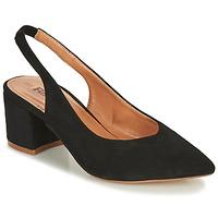 kengät Naiset Korkokengät Refresh MINA Musta