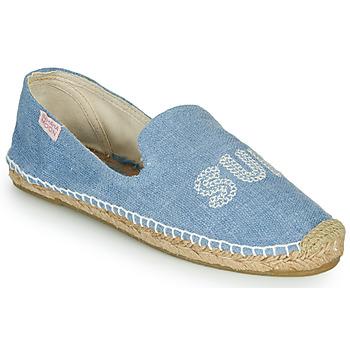 kengät Naiset Espadrillot Banana Moon THAIS BENDIGO Blue