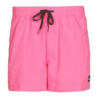 vaatteet Miehet Uima-asut / Uimashortsit Quiksilver EVERYDAY VOLLEY Pink
