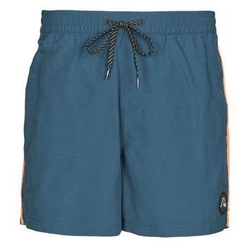 vaatteet Miehet Uima-asut / Uimashortsit Quiksilver BEACH PLEASE Sininen