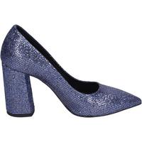 kengät Naiset Korkokengät Strategia decollete glitter Blu