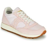 kengät Naiset Matalavartiset tennarit Saucony Jazz Vintage Pink