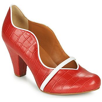 kengät Naiset Korkokengät Cristofoli NEFI Red
