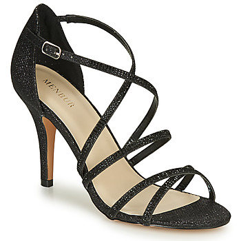 kengät Naiset Sandaalit ja avokkaat Menbur ASTRANTIA Black