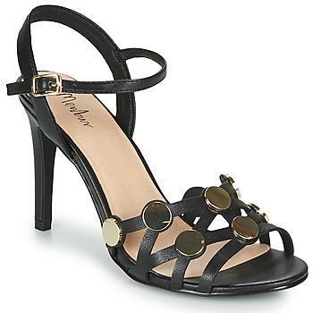 kengät Naiset Sandaalit ja avokkaat Menbur CACCURI Black