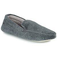 kengät Miehet Tossut Isotoner 96774 Grey