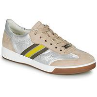 kengät Naiset Matalavartiset tennarit Ara ROM-HIGHSOFT Hopea / Beige / Yellow
