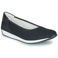 kengät Naiset Balleriinat Ara PORTO-FUSION Blue