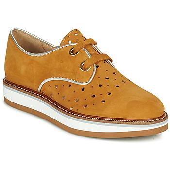 kengät Naiset Derby-kengät Philippe Morvan NAXY Ruskea