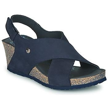 kengät Naiset Sandaalit ja avokkaat Panama Jack VALESKA Blue