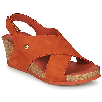 kengät Naiset Sandaalit ja avokkaat Panama Jack VALESKA Brown