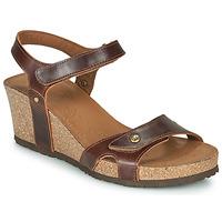 kengät Naiset Sandaalit ja avokkaat Panama Jack JULIA Brown