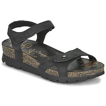 kengät Naiset Sandaalit ja avokkaat Panama Jack SULIA Musta