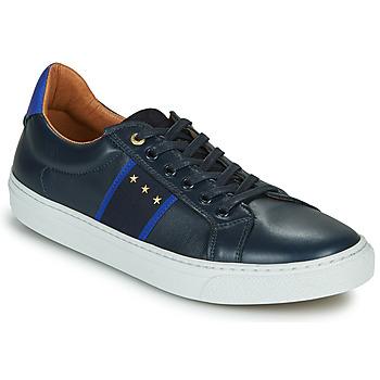 kengät Miehet Matalavartiset tennarit Pantofola d'Oro ZELO UOMO LOW Blue