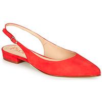 kengät Naiset Sandaalit ja avokkaat Paco Gil MARIE TOFLEX Punainen