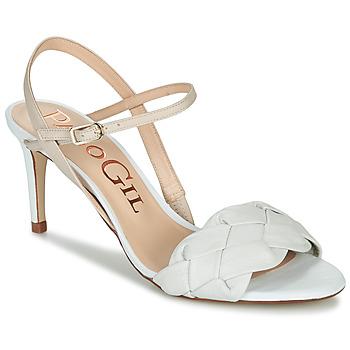 kengät Naiset Sandaalit ja avokkaat Paco Gil IBIZA MINA Valkoinen