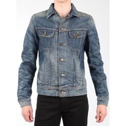 vaatteet Miehet Takit / Bleiserit Lee Rider Jacket L88842RT navy