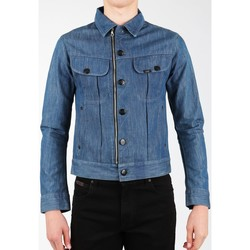 vaatteet Miehet Takit / Bleiserit Lee X Biker Rider L887DNXE blue